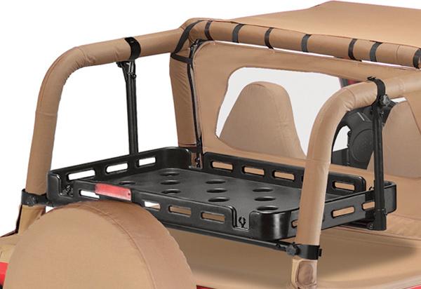 Jeep Cargo Rack Bestop Modular Rack System