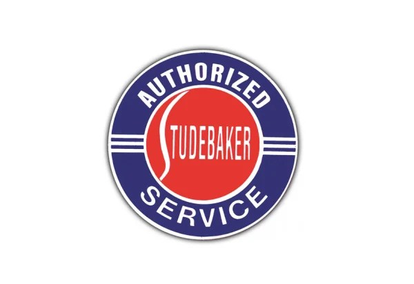 Studebaker Vintage Sign By Signpast Free Shipping