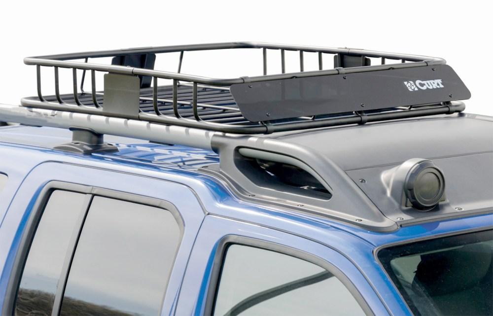 medium resolution of curt roof rack