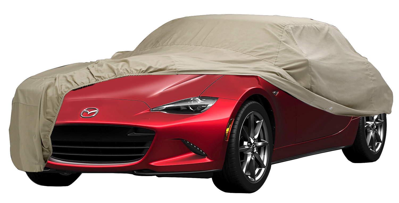 Covercraft Tan Flannel Car Cover  AutoAccessoriesGaragecom