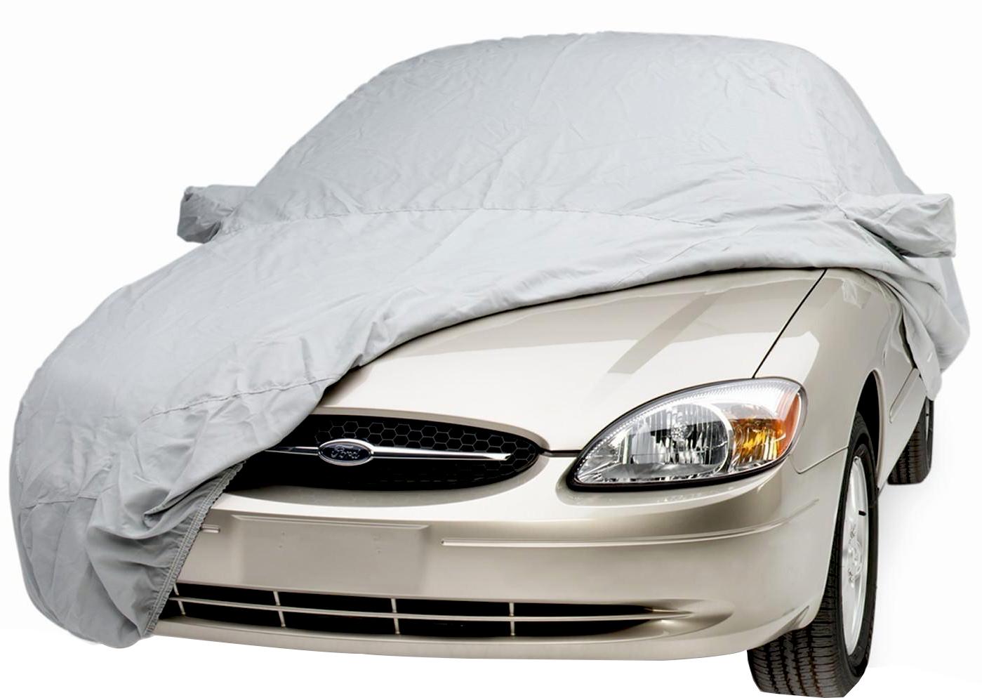 Covercraft Polycotton Car Cover  AutoAccessoriesGaragecom