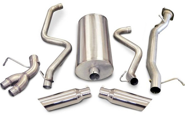 corsa db exhaust system