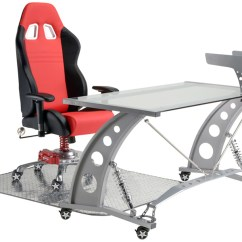 Recaro Office Chair Phil And Teds Lobster Pitstop Furniture By Intro Tech Automotive Chairs Ship Free