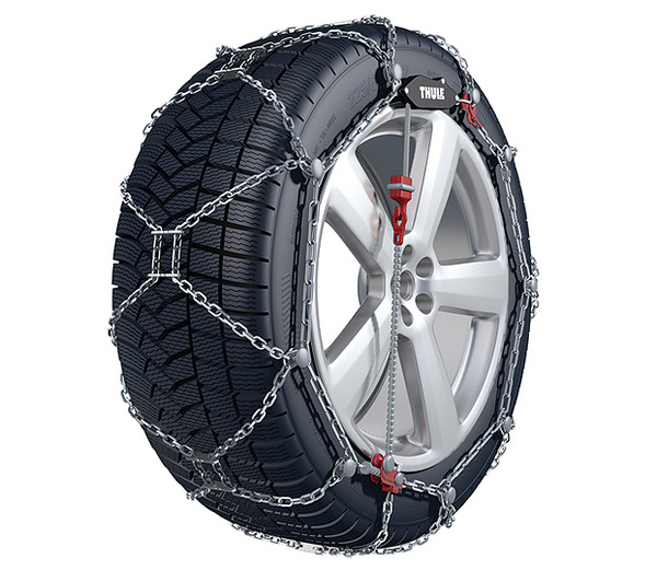 Thule XG12 Pro Truck Snow Chains Thule XG12 Truck Tire