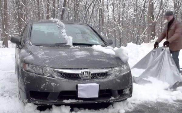 Covercraft Snow Shield - Free Shipping Winter