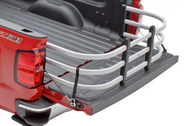 AMP Research Bed XTender HD Max  Rounded Truck Bed Extender