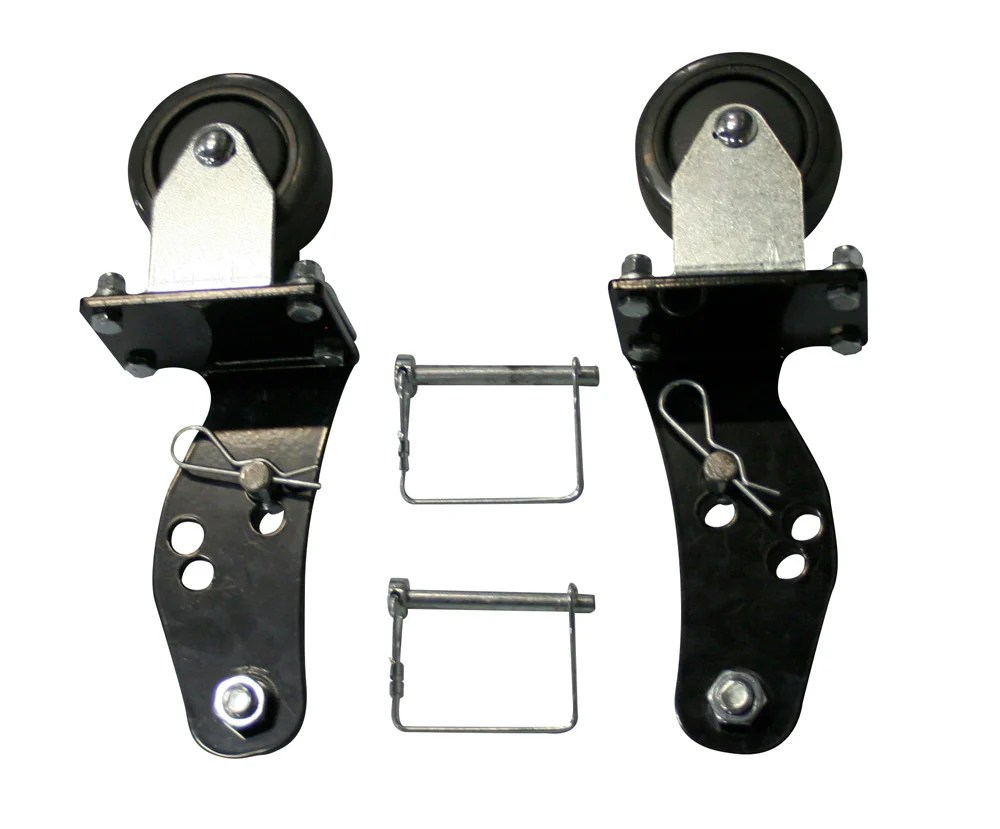 SnowBear Snow Plow Accessories  Lights  Casters for