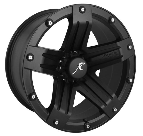Raptor 311 Series Wheels  Indecent Exposure Rims