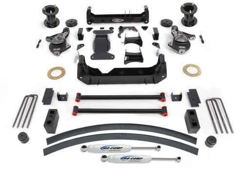 small resolution of pro comp suspension lift kit