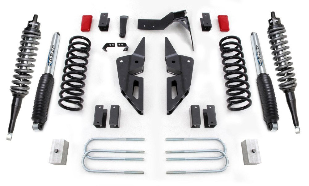 medium resolution of pro comp lift kit