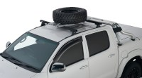 Rhino-Rack Roof Mount Wheel Carrier ...