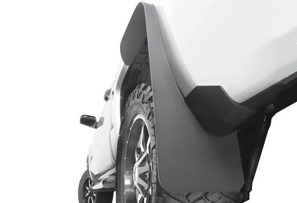 Husky Liners Long John Mud Flaps  AutoAccessoriesGaragecom