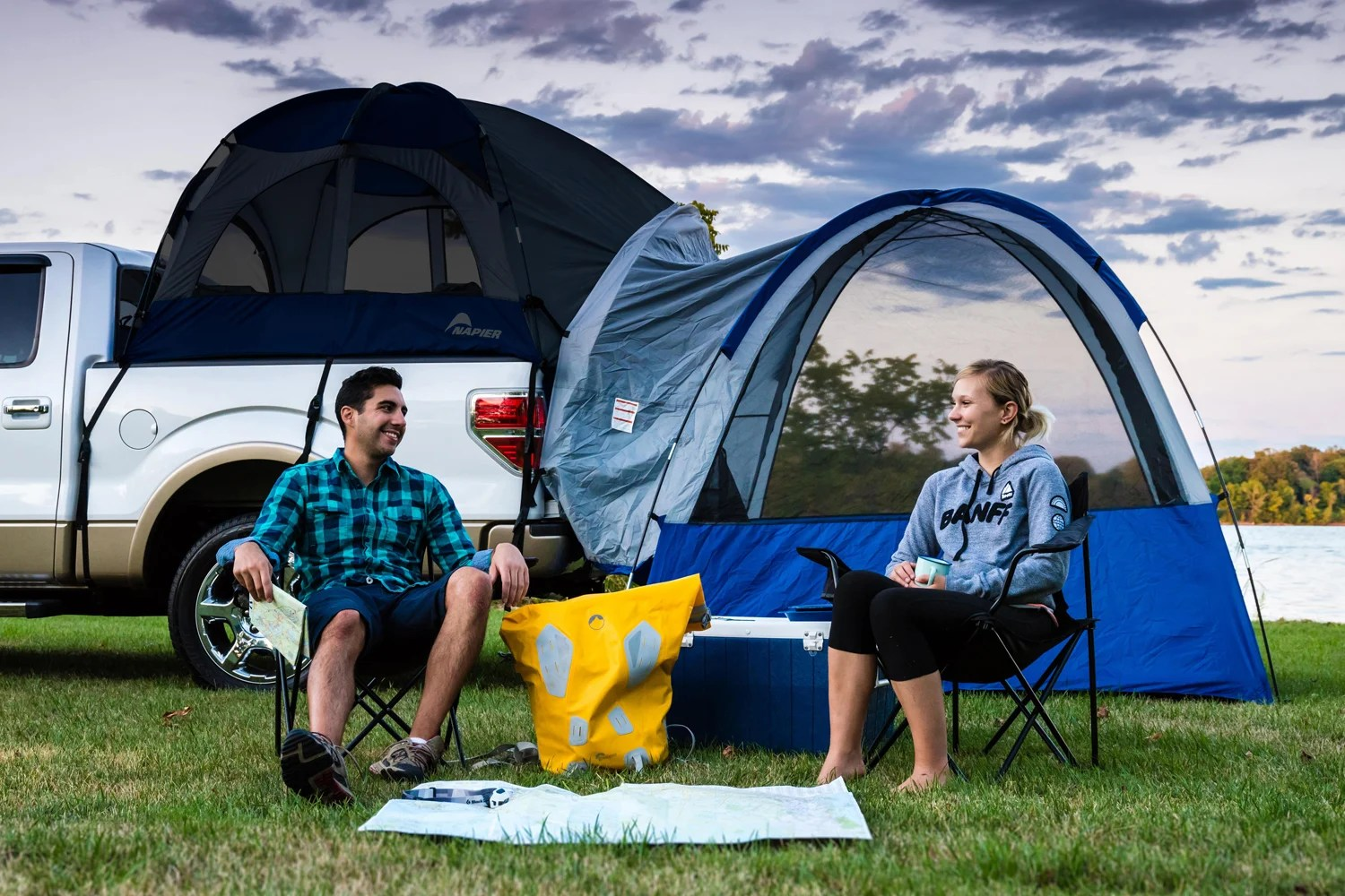 Sportz Link Ground Tent  Free Shipping