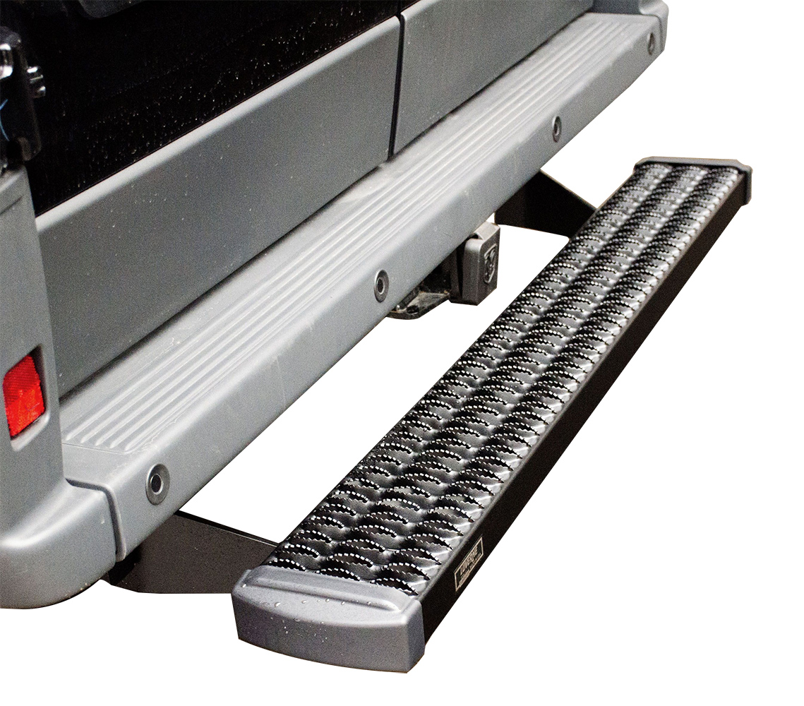 Luverne Grip Step Running Boards  AutoAccessoriesGaragecom