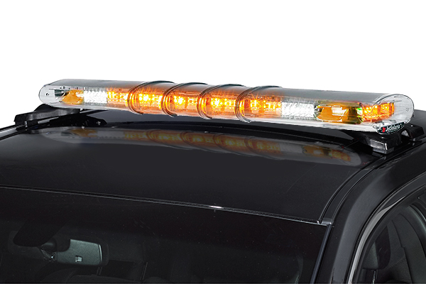 Federal Signal JetSolaris LED Light Bar  Free Shipping