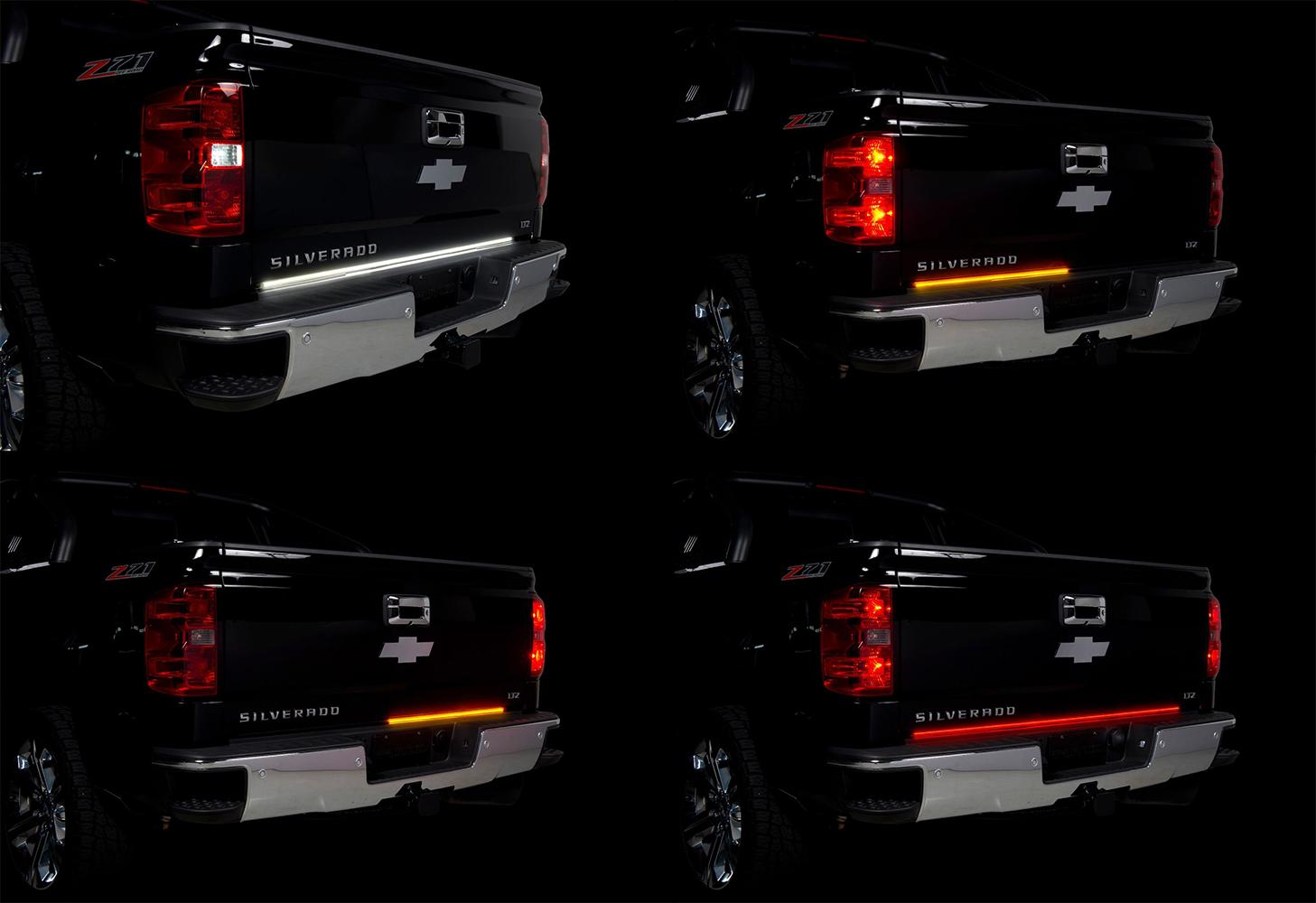 led tailgate bar kenworth w900 wiring diagrams putco blade light free shipping