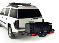 ROLA Vortex Hitch Mounted Cargo Carrier - Rear Mounting ...