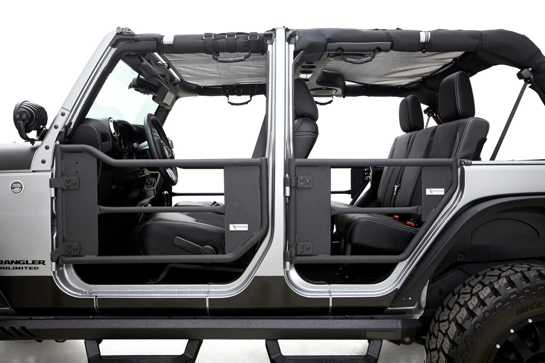 Jeep Liberty Interior