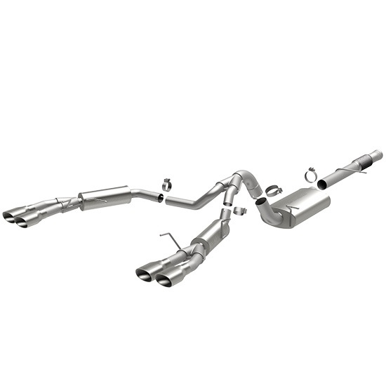 Exhaust system 2003 cadillac deville