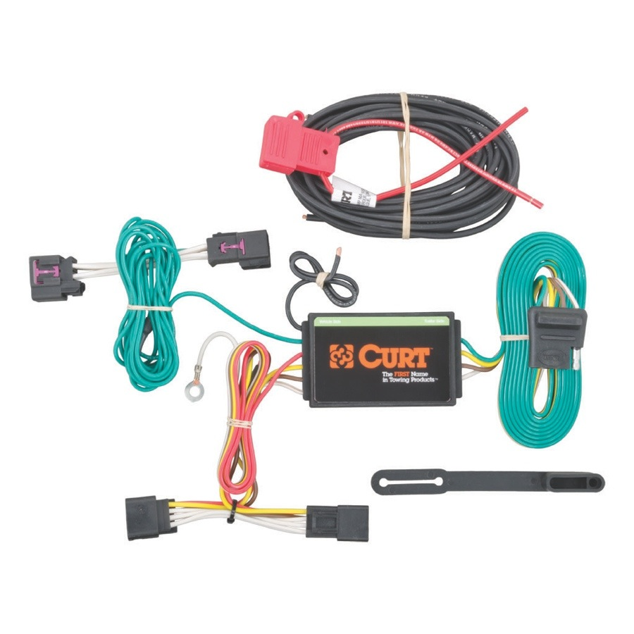 hight resolution of 20112016 chevy cruze curt t connector wiring harness curt 56214