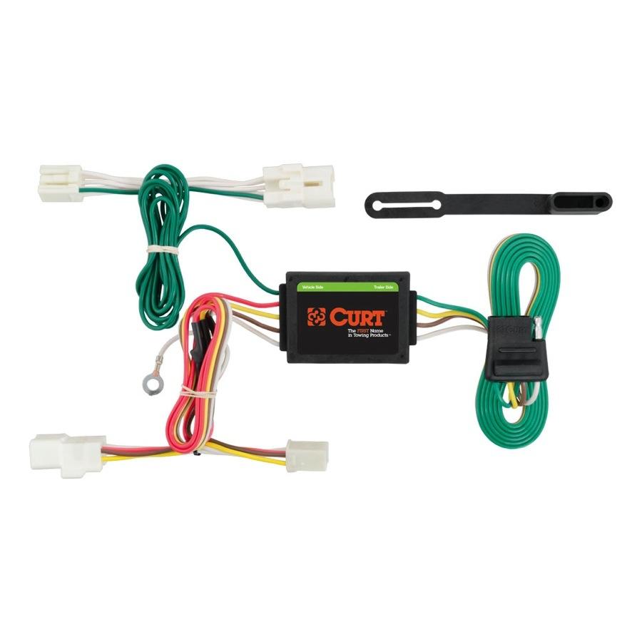 hight resolution of 20152016 hyundai sonata curt t connector wiring harness curt 56247