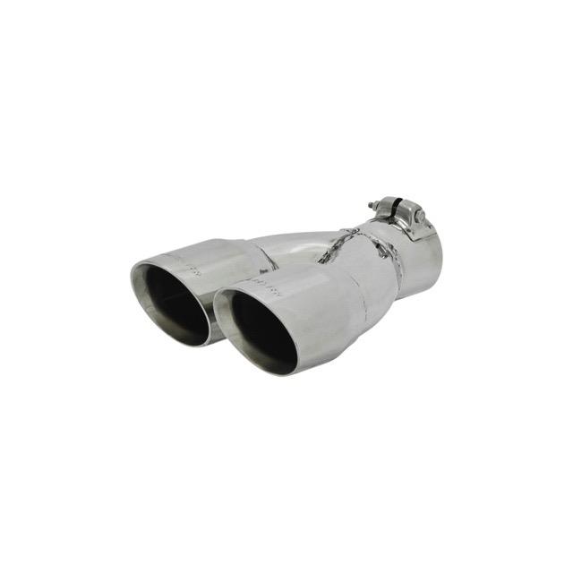 flowmaster dual exhaust tip