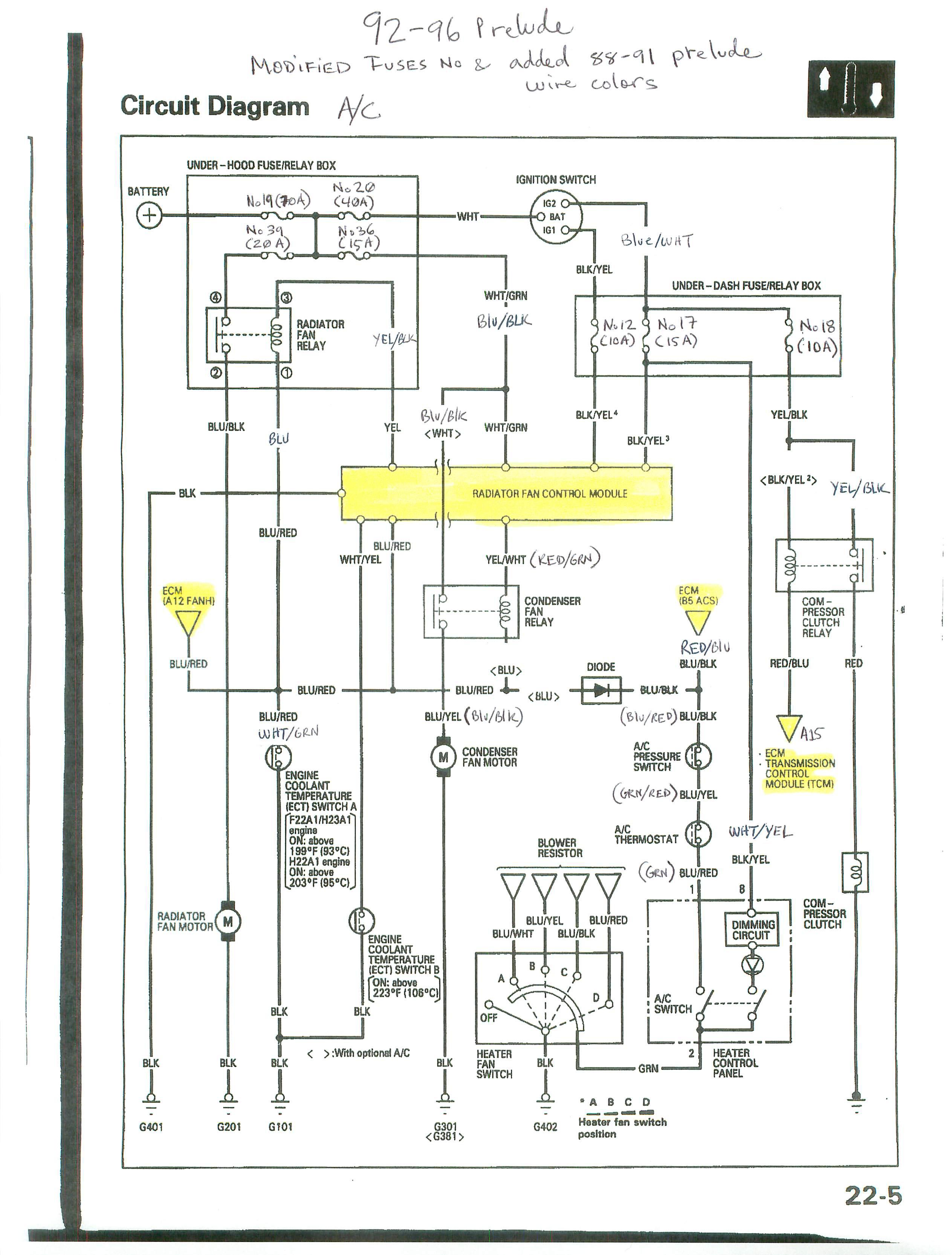 1992 honda prelude headlight wiring diagram rheem air handler 83 p30 get free image about