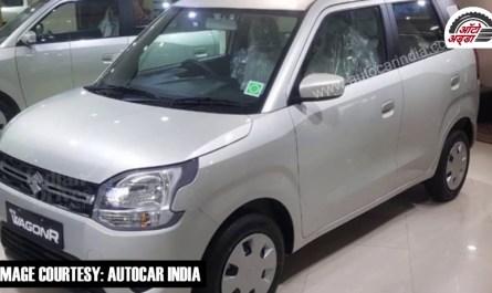 2019 Maruti Suzuki Wagon R CNG हुई