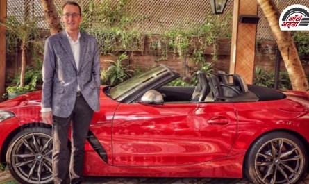 2019 BMW Z4 हुई लॉन्च