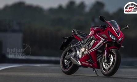 Honda CBR650R ७.७० लाख रुपये में लॉन्च