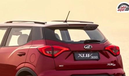 2021 Mahindra XUV300 Petrol Autoshift Hui लॉन्च