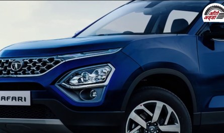 All New Tata Safari SUV भारत में लॉन्च