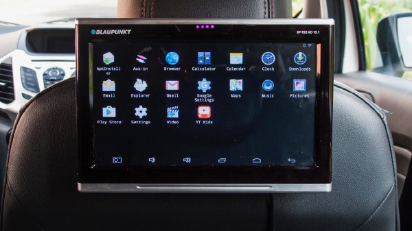 Product Review: In-car tablet device Blaupunkt BP RSE AD 10.1