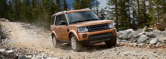 Land Rover's 4x4 Systems - A Brief Guide