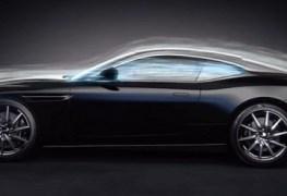 How the Aston Martin Aeroblade Works