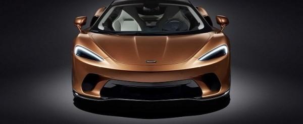 2020 McLaren GT Revealed With Speedtail DNA