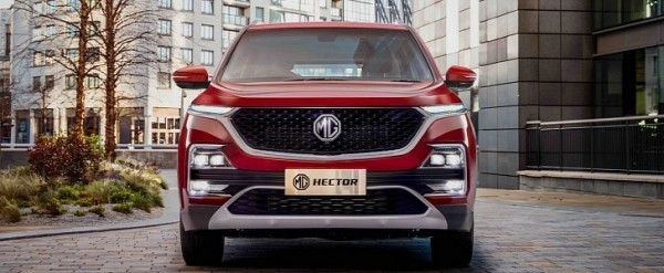 MG Hector SUV Debuts in India, Looks Really Cool