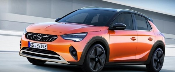 2020 Opel Corsa Cross Joins New GSi and OPC