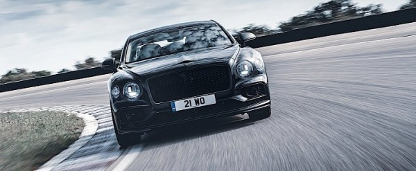 2020 Bentley Flying Spur Revealed, Full Details Still to Come