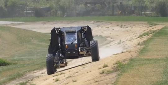 DARPA  Ground X-Vehicle Technologies First Details