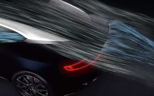 How the Aston Martin Aeroblade Works