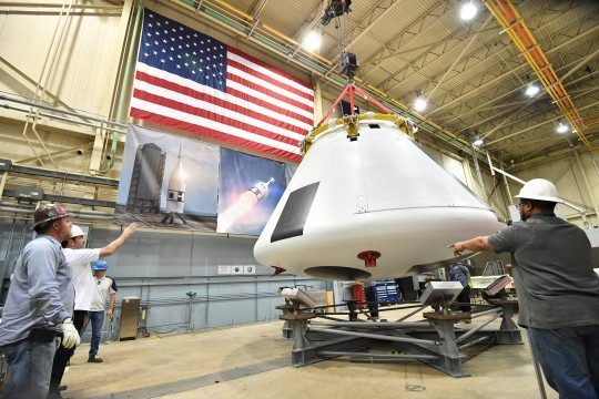 NASA Lunar Outpost – The Gateway to Our Future