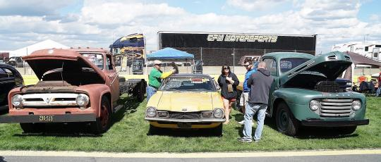 We Visit the 2016 Charlotte Spring Auto Fair