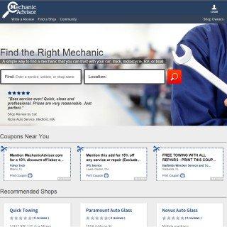 MechanicAdvisor Review
