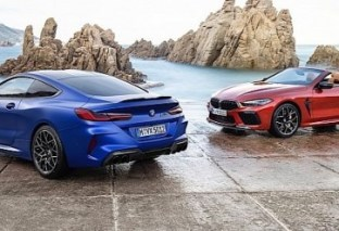 2020 BMW M8 Breaks Cover in a Pack, Brings the Most Powerful M Engine Ever
