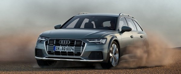 2020 Audi A6 allroad Revealed, Gets S6 3.0 BiTDI Engine for Some Reason