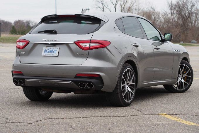 2019 Maserati Levante GTS Review