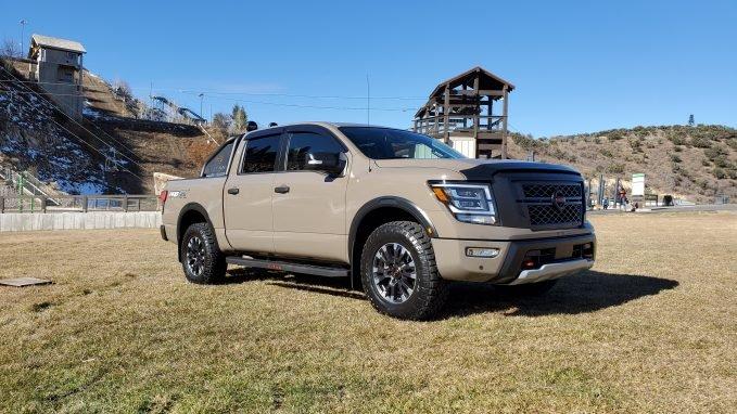 2020 Nissan Titan Review: First Drive