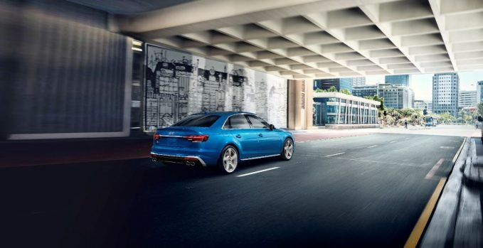 2020 Audi A4 Gets More Kit, Pricing Cut