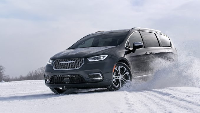 Chrysler Betting Big on 2021 Pacifica Refresh: 'You Can't Just Sit on Your Laurels'